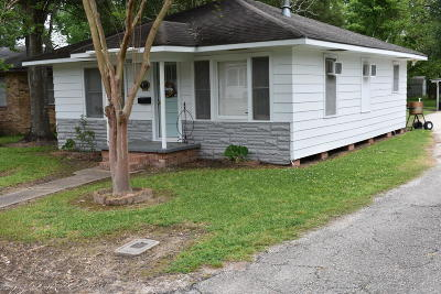 Jennings Single Family Home For Sale: 1010 Lucas Street
