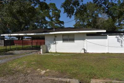 Jennings Single Family Home For Sale: 810 Ledoux Street