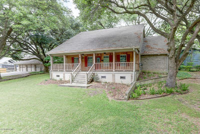 Lafayette Single Family Home For Sale: 123 Pontiac Road