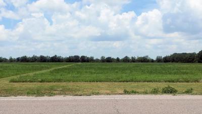 Jefferson Davis Parish Residential Lots & Land For Sale: Tbd Hwy 26