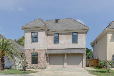 Lafayette Single Family Home For Sale: 120 Club View Drive