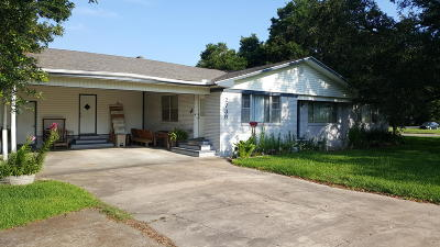 Carencro Single Family Home For Sale: 2739 Hwy 93