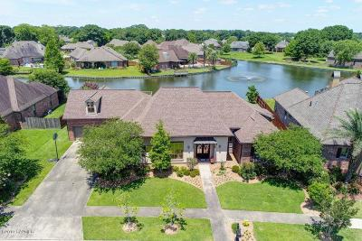 Youngsville Single Family Home For Sale: 109 Brookhaven Drive