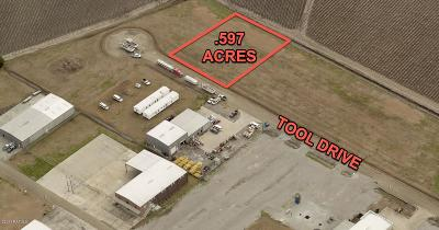 Iberia Parish Residential Lots & Land For Sale: Tool Drive