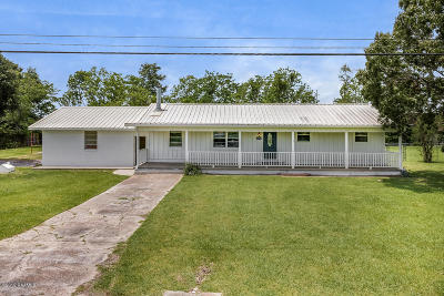 Abbeville Single Family Home For Sale: 1812 Wildcat Drive