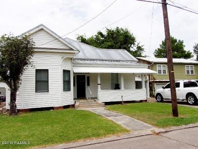 Franklin Single Family Home For Sale: 208 Mechanic St