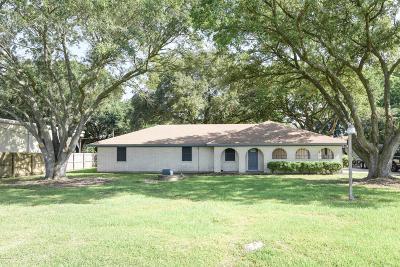 Duson Single Family Home For Sale: 1408 Jenkins Road