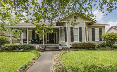 Abbeville Single Family Home For Sale: 220 S Washington Street