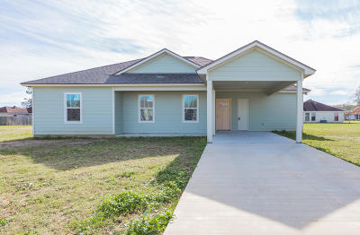 Breaux Bridge Single Family Home For Sale: 1018 Lillian Michel Drive