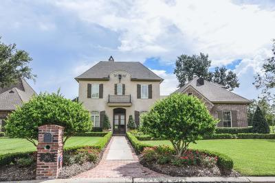 New Iberia Rental For Rent: 2811 Teal Drive