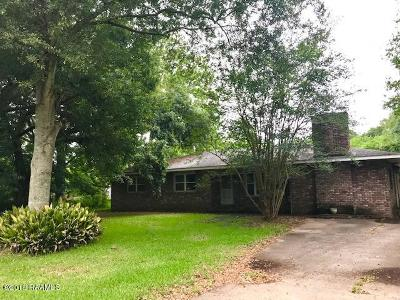 Eunice Single Family Home For Sale: 216 N Bobcat Drive
