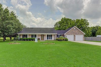 Breaux Bridge Single Family Home For Sale: 1023 Ches Broussard