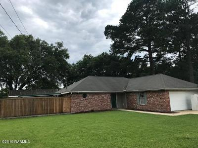 Lafayette Rental For Rent: 118 Rosedale Drive