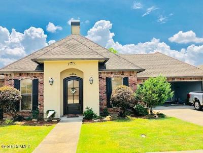 Youngsville Rental For Rent: 105 Shadowbrook Lane