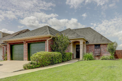 Youngsville Single Family Home For Sale: 107 Southlake Circle