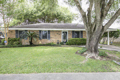 Scott Single Family Home Active/Contingent: 209 Marie Street