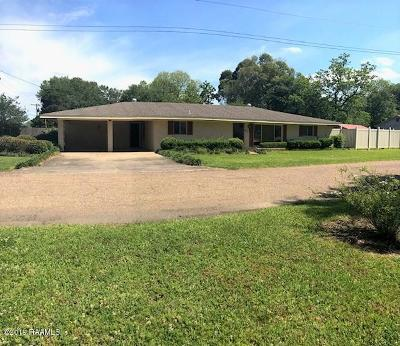 Mamou Single Family Home For Sale: 801 Cypress Street