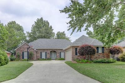 Lafayette Single Family Home For Sale: 302 Pomerol Place