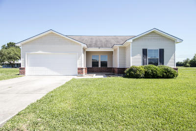 Carencro Single Family Home For Sale: 108 Coles Creek Drive