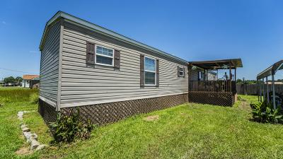 Opelousas LA Single Family Home For Sale: $89,900