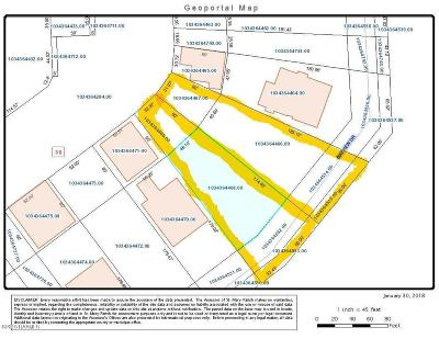 St Mary Parish Residential Lots & Land For Sale: 424 Bayview Lane