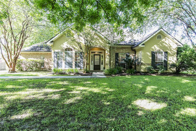 Carencro Single Family Home Active/Contingent: 406 Kilbourne Circle