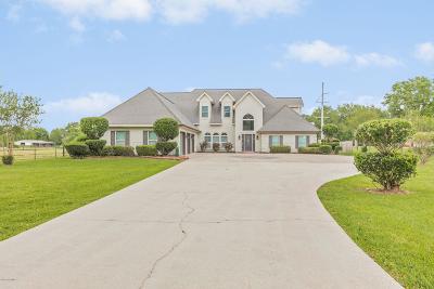 Lafayette Single Family Home For Sale: 206 Woodrich Lane