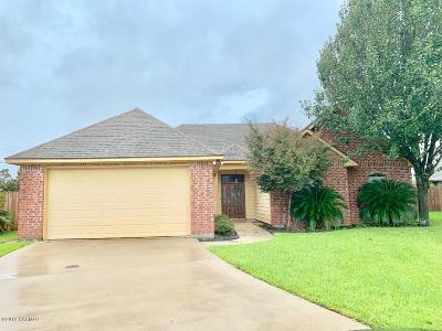 Youngsville Single Family Home For Sale: 104 Village Tree Drive