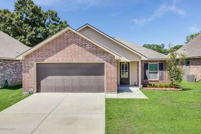 Youngsville Single Family Home For Sale: 226 Marston House Drive