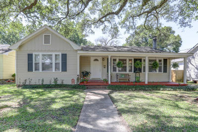 New Iberia Single Family Home For Sale: 315 Dodson Street