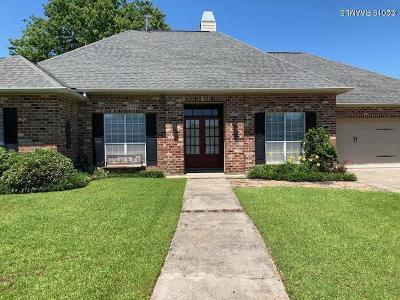 Lafayette Single Family Home For Sale: 509 Goodwood Circle
