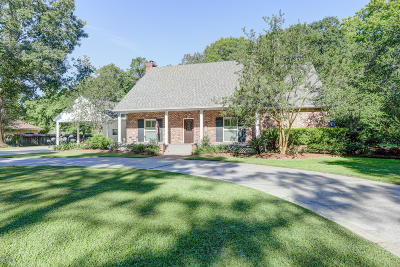 Lafayette Single Family Home For Sale: 160 Acacia Drive