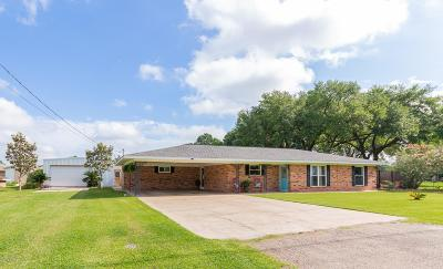 Carencro Single Family Home For Sale: 124 Francois Road