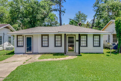 Opelousas Single Family Home For Sale: 2035 Anna Lee Street