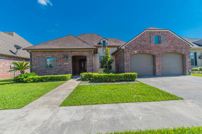 Youngsville Single Family Home For Sale: 111 Spring View Drive
