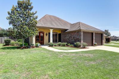 Broussard Single Family Home For Sale: 108 Dogleg Drive