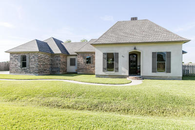 Youngsville Single Family Home For Sale: 202 Oak Shadows Drive