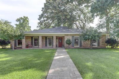 Lafayette Single Family Home For Sale: 122 Baudoin Street