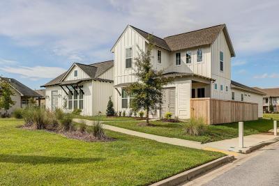 Lafayette Single Family Home For Sale: 104 Abilene Lane