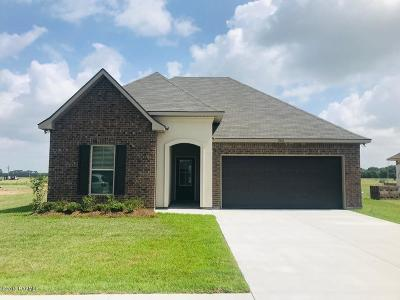 Youngsville Single Family Home For Sale: 203 St. Faith Street