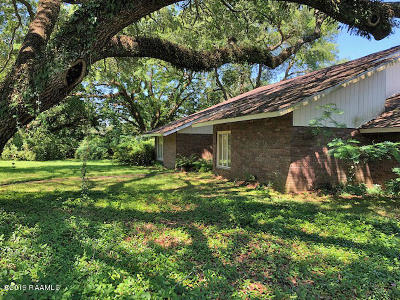 St Martinville, Breaux Bridge, Opelousas Single Family Home For Sale: 224 W Dunbar Avenue