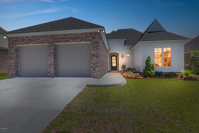 Lafayette Single Family Home For Sale: 104 Bancroft Drive
