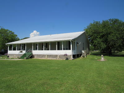 Erath Single Family Home For Sale: 16133 La. Highway 685