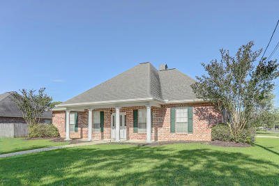 Opelousas Single Family Home For Sale: 2108 George Drive