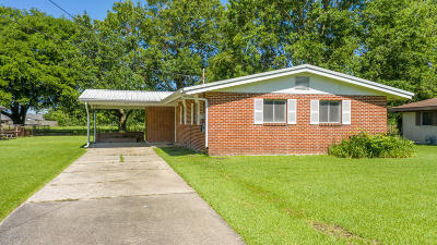 New Iberia Single Family Home For Sale: 305 Belair Drive