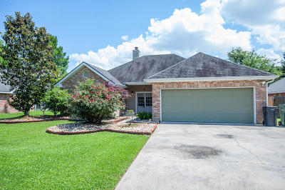 broussard Single Family Home For Sale: 208 Sundown Drive