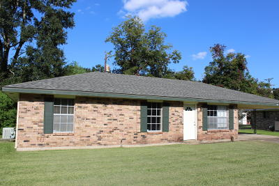 Lafayette LA Single Family Home For Sale: $150,000