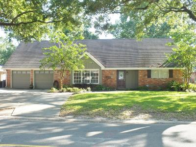 Lafayette LA Single Family Home For Sale: $335,000