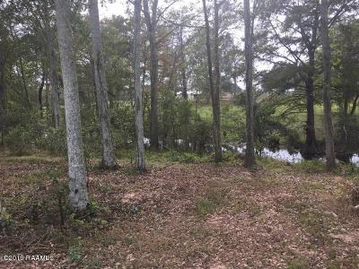 Opelousas Residential Lots & Land For Sale: 4 Rebel Crossing