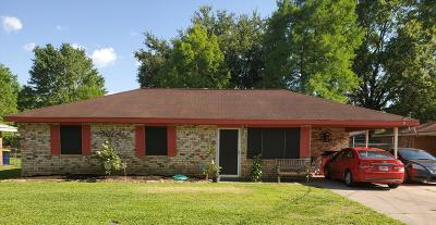 Carencro Single Family Home For Sale: 219 Auburn Drive